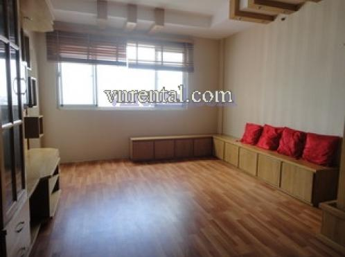 650USD/month - Japanese style apartment for rent in Central Garden ...