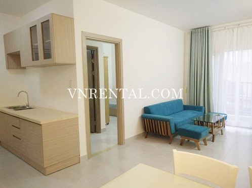 Nice And Cheap 2 Bedroom Apartment For Rent Tran Nao St Dist 2 Hcmc Apartment District 2