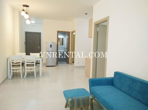 nice and cheap 2 bedroom apartment for rent tran nao st dist 2 hcmc